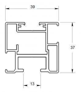 Dimensions P810