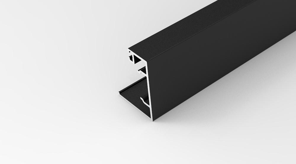 Parclose de finition - Cloison V70