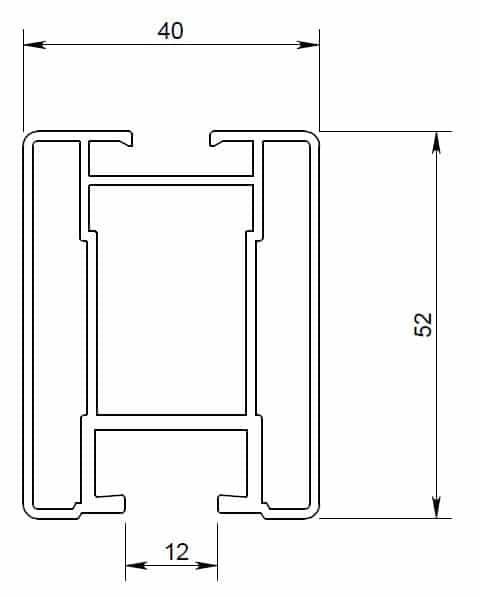 Plan Poignée P7000