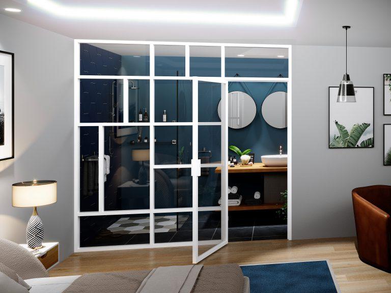 Cloison d'intérieur | Profils aluminium