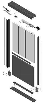 Vue éclatée - P30