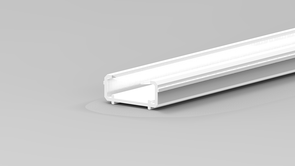 Profil de vitrage 8-12 mm